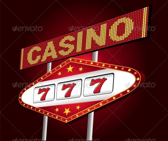 Casino neon - Man-made Objects Objects