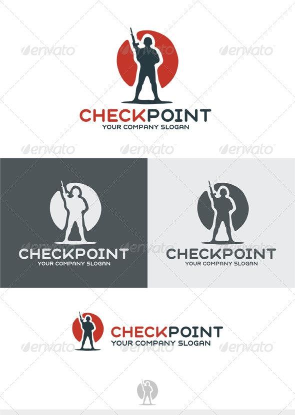 Checkpoint Logo - Humans Logo Templates