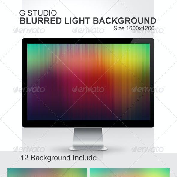 Gstudio Blurred Light Background
