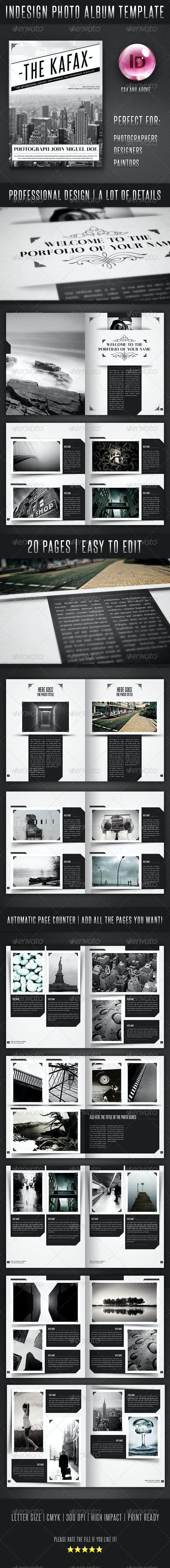 Design Photo Album Template - Photo Albums Print Templates