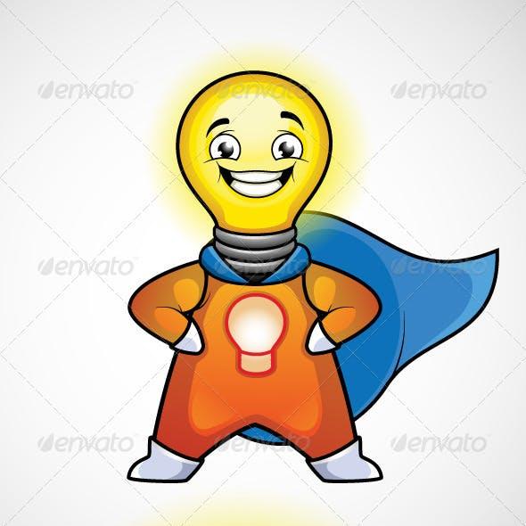 Idea Man. Superhero.