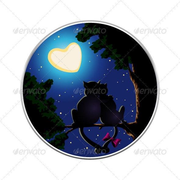 Cat's_Valentine_Day - Valentines Seasons/Holidays