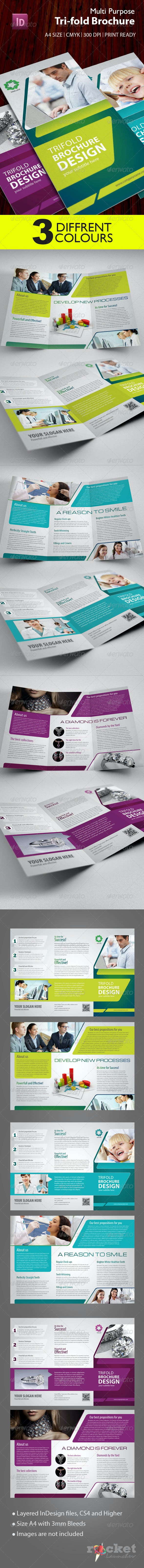 14 Best Brochure Templates  for February 2019