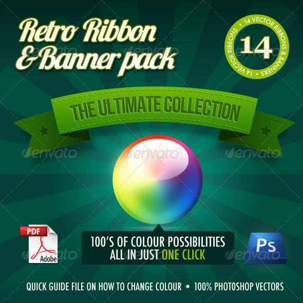 Banners & Ad Templates from GraphicRiver