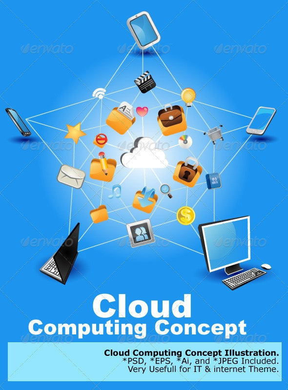 Cloud Computing - Computers Technology
