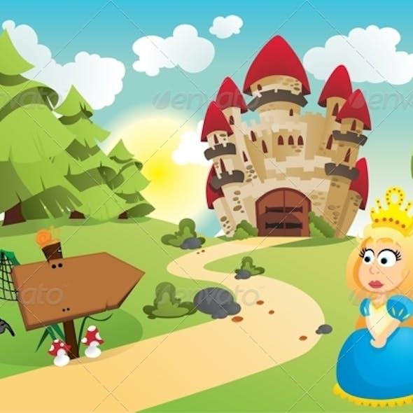 The Princess and Her Kingdom