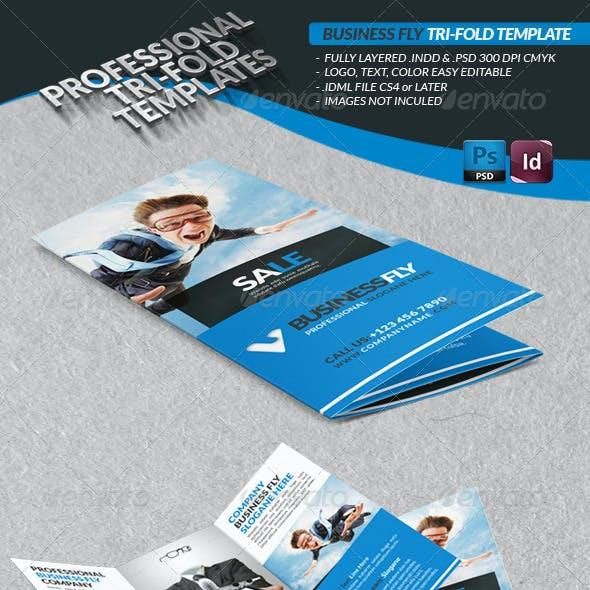 Sport Template Business Tri-Fold