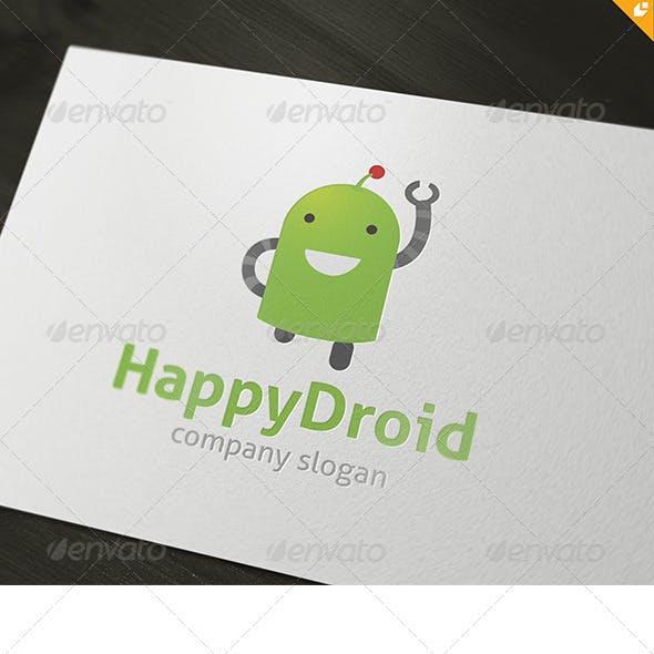 Happy Droid Logo