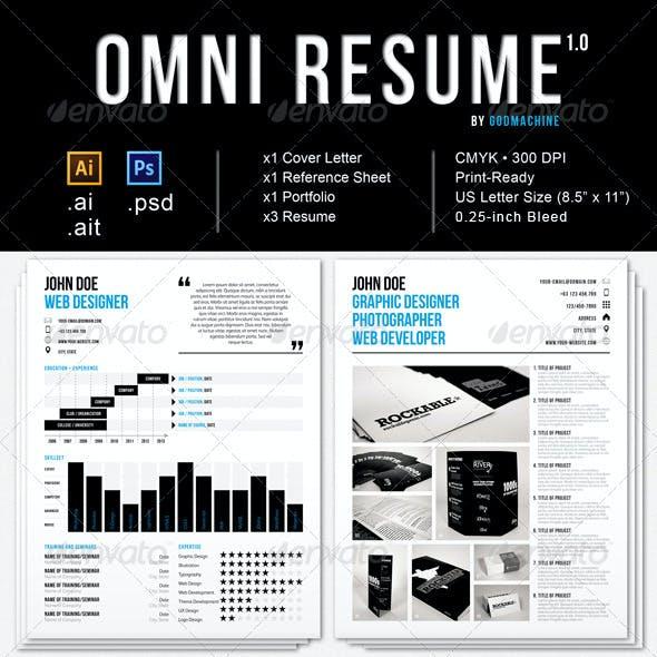 Omni Resume
