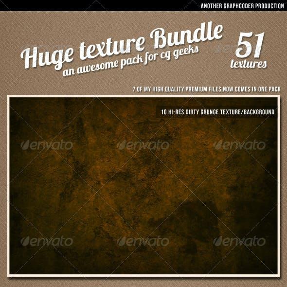 Mega Texture Bundle (a set of 51)