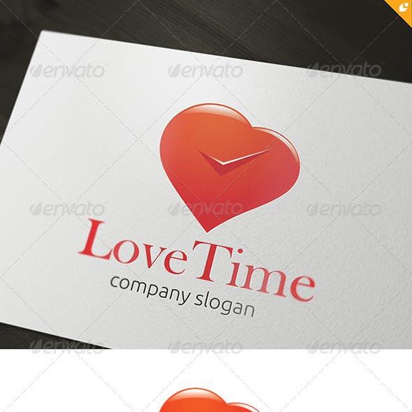 Love Time Logo