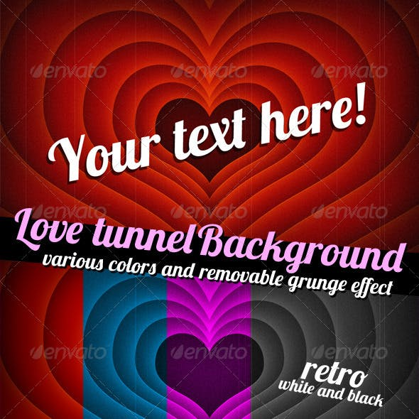 Tunnel of Love - Background