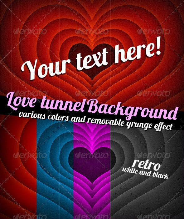 Tunnel of Love - Background - Backgrounds Graphics