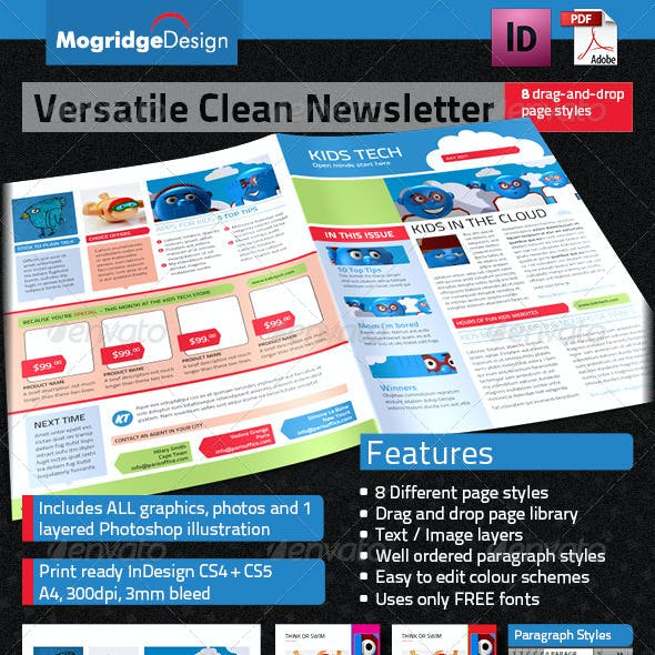 Versatile Tech Newsletter