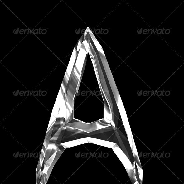 3D Crystal Letters 1
