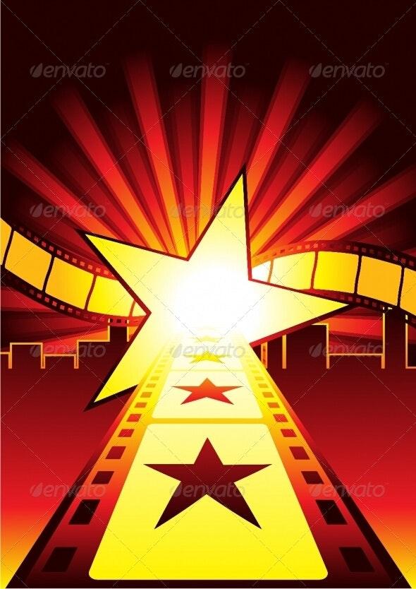 Road to Stars - Media Technology