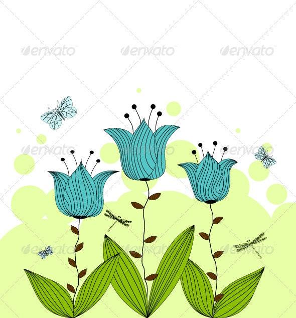 Bellflowers - Flowers & Plants Nature