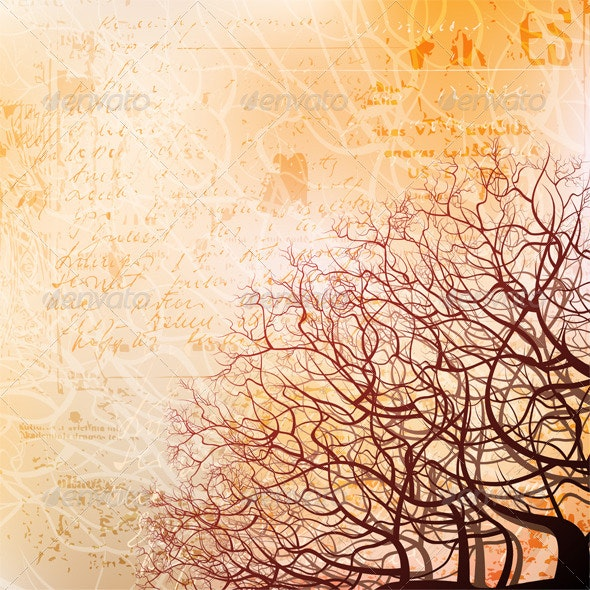 Branch - Backgrounds Decorative