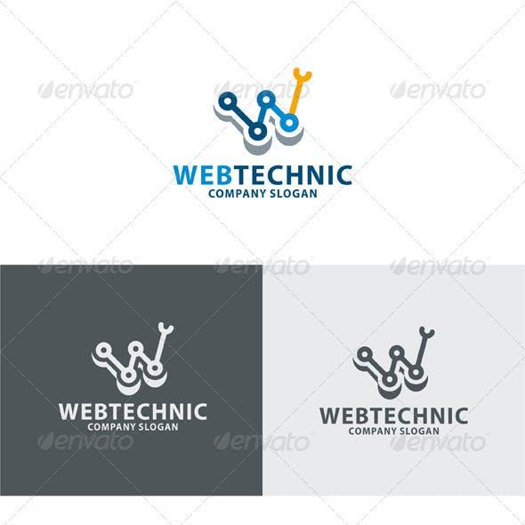 Web Technic Logo