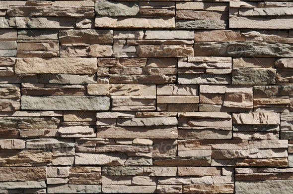 Rock Wall Background Pattern - Stone Textures