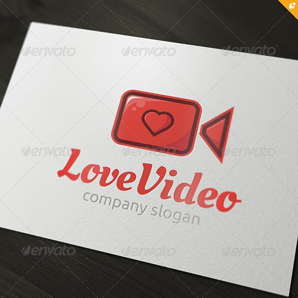 Love Video Logo