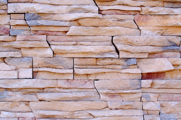Rock Wall Pattern - Stone Textures