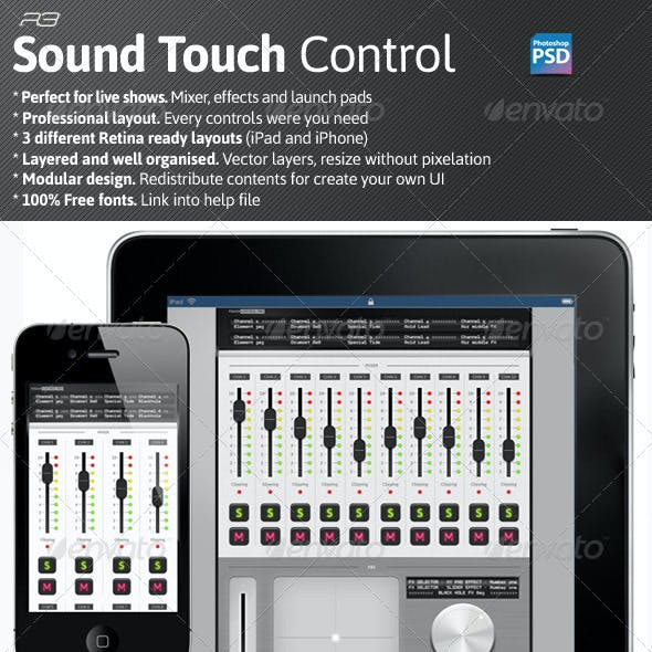 Sound Touch Control