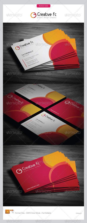 Corporate Business Cards 272 - Corporate Business Cards