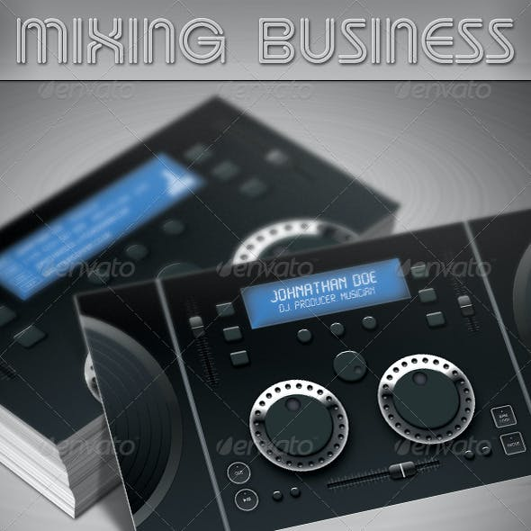 Mixing Business