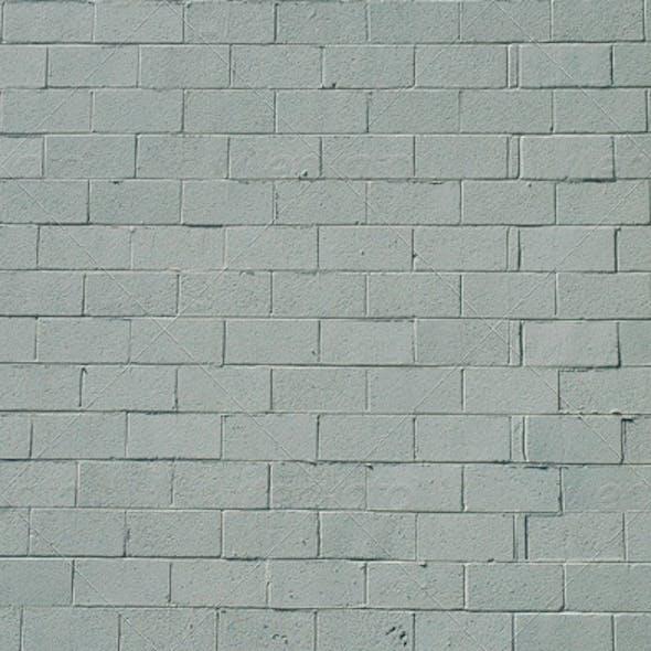 White Block Wall