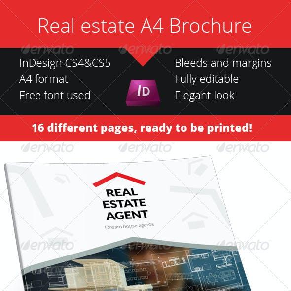 Real Estate Brochure - Product Catalog