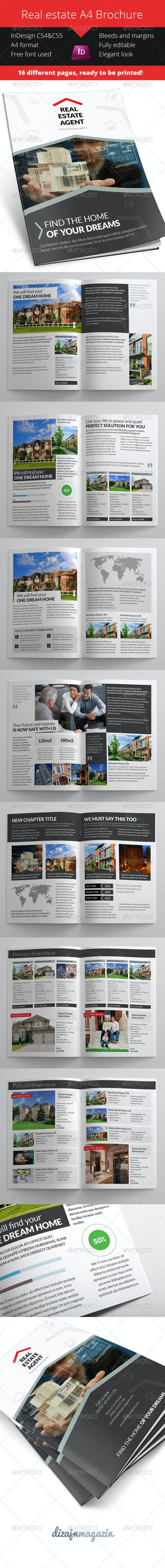 Real Estate Brochure - Product Catalog - Corporate Brochures