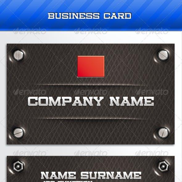 Hard Business Card