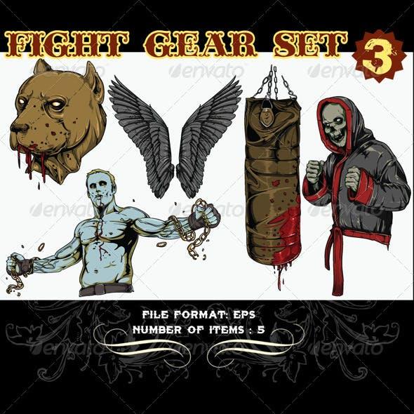 Fight Gear Vector Set 3