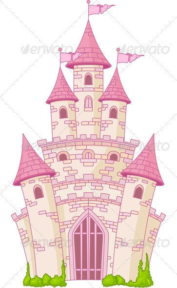 Magic Castle - Buildings Objects