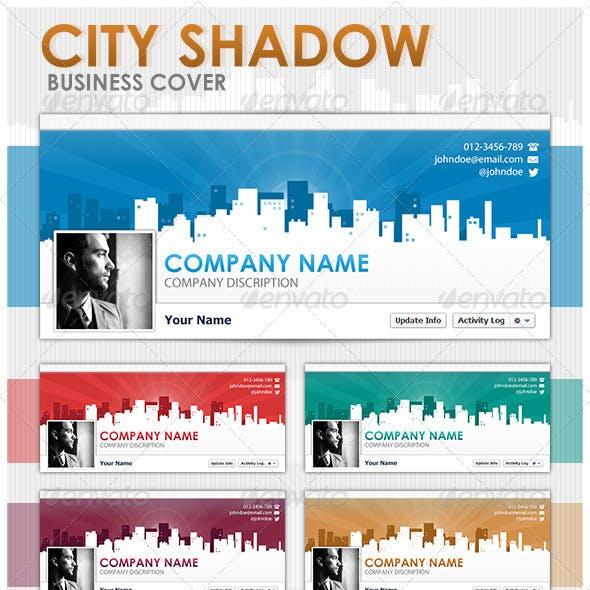FB Cover - City Shadow