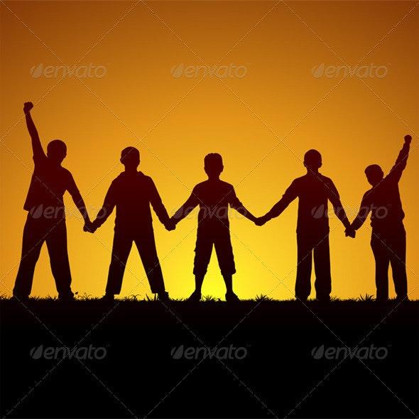 Brotherhood - People Characters
