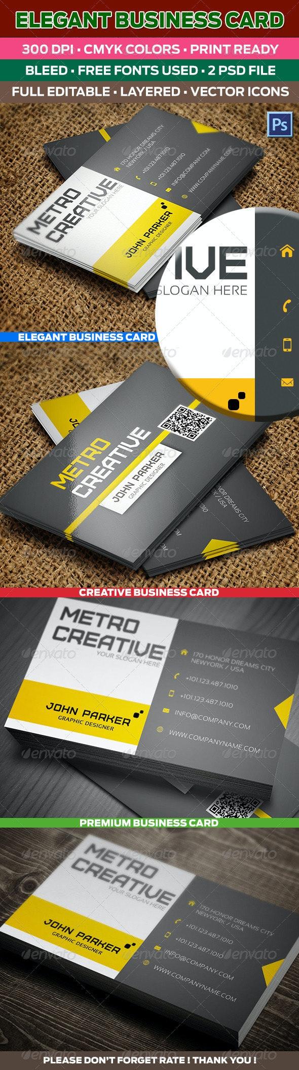 Creative Business Card 70 - Creative Business Cards