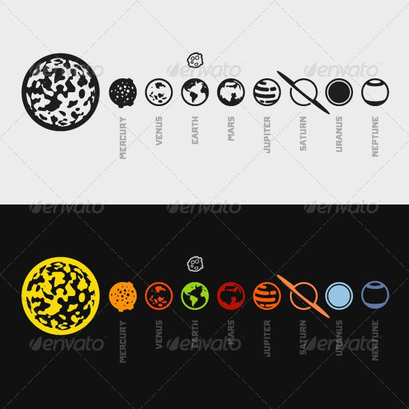 Iconic Solar System