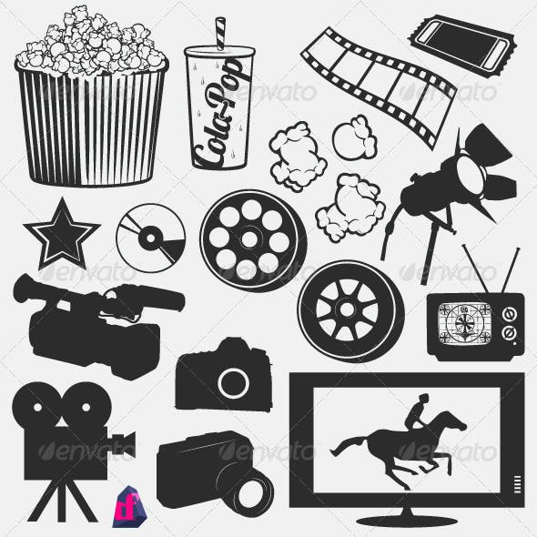 Movie Silhouettes