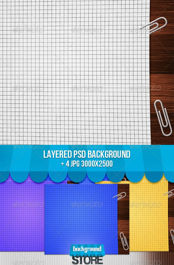 Office Paper Texture - Business Backgrounds