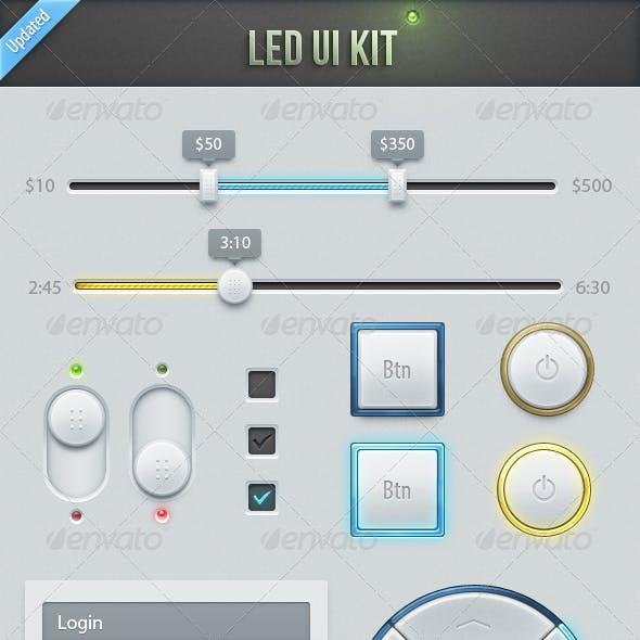 LED UI Kit