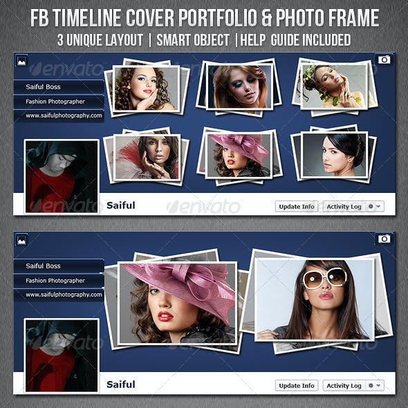 Facebook Timeline Cover Portfolio & Photo Frame