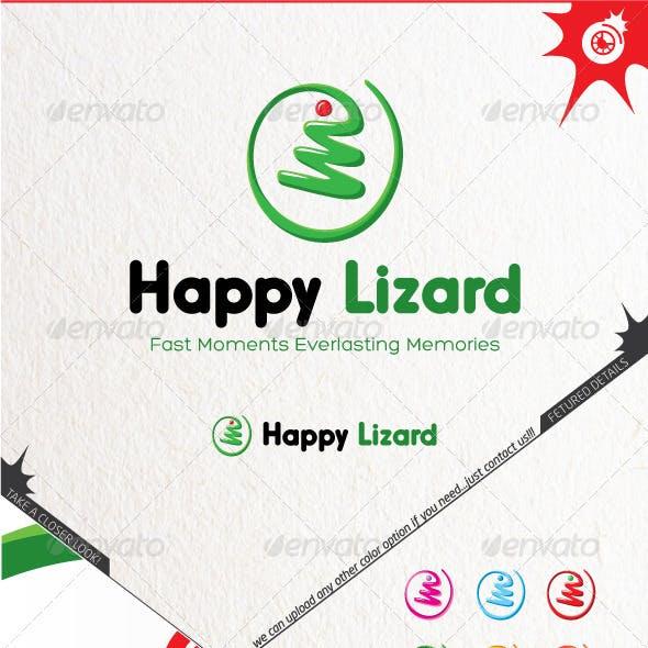 Happy Lizard Logo
