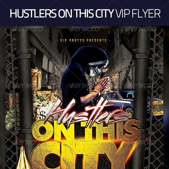 Hustlers on This City Flyer