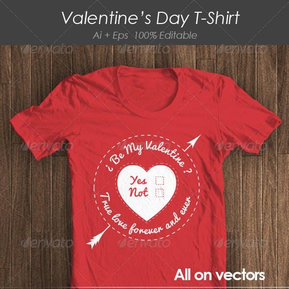 Valentine's Day Thirt