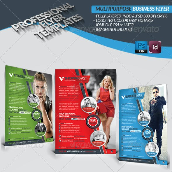 Multipurpose Business Flyer