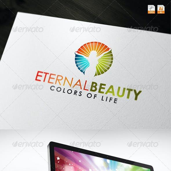 Eternal Beauty - Colors of Life Logo