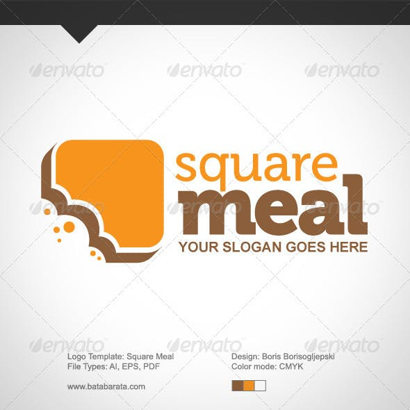 Square Meal Logo