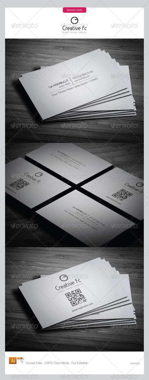 Corporate Business Cards 278 - Corporate Business Cards